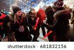 montreal  canada   december 31  ... | Shutterstock . vector #681832156
