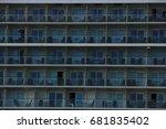 velsen  the netherlands   july... | Shutterstock . vector #681835402