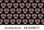 abstract background with...   Shutterstock . vector #681848872