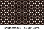abstract background with...   Shutterstock . vector #681848896