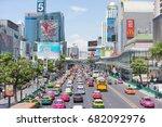 thailand  bangkok   7 july ... | Shutterstock . vector #682092976