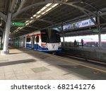 bangkok thailand  july 22 2017. ...   Shutterstock . vector #682141276