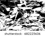 background black and white ... | Shutterstock .eps vector #682225636