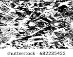 background black and white ... | Shutterstock .eps vector #682235422