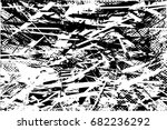 background black and white ... | Shutterstock .eps vector #682236292