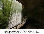 Toronto Zoo Water Fall  - Fine Art prints