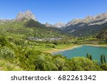 sallent de gallego  alto...   Shutterstock . vector #682261342