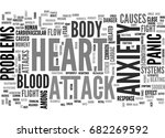 anxiety and the perfect anti...   Shutterstock .eps vector #682269592