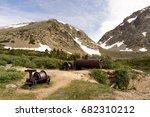 Small photo of Continental in Colorado Rocky mountain, near Arapaho pass