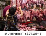 Chinese Pork Seller