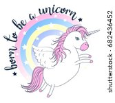 Unicorn And Rainbow...