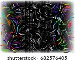 illustration of abstract...   Shutterstock . vector #682576405