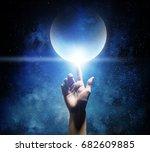 Moon In Hand