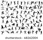 sport symbol | Shutterstock . vector #68262004