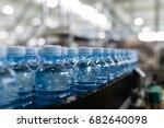 bottling plant   water bottling ... | Shutterstock . vector #682640098