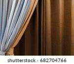 curtain | Shutterstock . vector #682704766