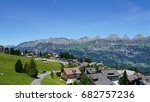 View From Flumserberg To The...
