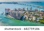 downtown sarasota skyline... | Shutterstock . vector #682759186
