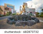 Kuching  Sarawak Malaysia. Jul...