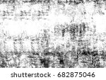grunge background of black and... | Shutterstock . vector #682875046