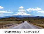 infinity road   Shutterstock . vector #682901515