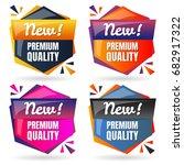 sale banner design template...   Shutterstock .eps vector #682917322