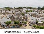 alberobello  italy   june 6 ... | Shutterstock . vector #682928326