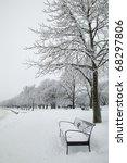 beautiful winter scenery from...   Shutterstock . vector #68297806