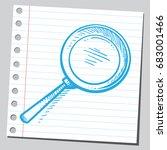 frying pan | Shutterstock .eps vector #683001466