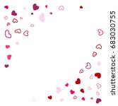 wedding background  invitation...   Shutterstock .eps vector #683030755