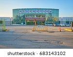 sokcho  south korea. november 3 ...   Shutterstock . vector #683143102