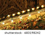 details of christmas... | Shutterstock . vector #683198242
