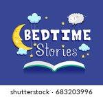 storybook illustration... | Shutterstock .eps vector #683203996
