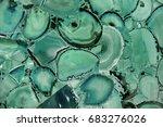 green luxury onyx texture | Shutterstock . vector #683276026