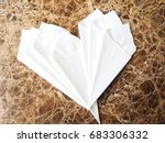tissues paper   Shutterstock . vector #683306332