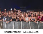 nyon  switzerland   18 july...   Shutterstock . vector #683368225