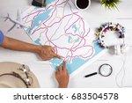 travel | Shutterstock . vector #683504578