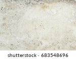 texture of old concrete wall... | Shutterstock . vector #683548696