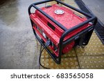 Electric Generator  Used In Th...