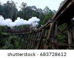 Puffing Billy Steam Train That...