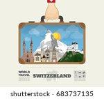 Hand Carrying Switzerland...