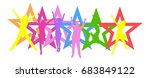 win win bright idea  | Shutterstock .eps vector #683849122