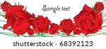 celebration of st. valentine | Shutterstock .eps vector #68392123