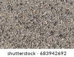 Concrete With Tiny Black White...