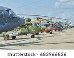 zhukovsky  russia  jul. 21 ...   Shutterstock . vector #683966836