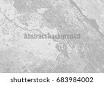 abstract gray background ...   Shutterstock .eps vector #683984002