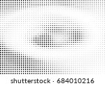 abstract halftone dotted... | Shutterstock .eps vector #684010216
