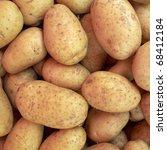 earth treasures  potatoes | Shutterstock . vector #68412184
