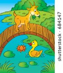 animals 466 | Shutterstock . vector #684147