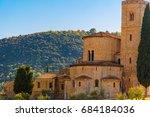 Montalcino  Italy   July 22 ...
